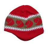 Fjällräven Kids Knitted Hat Kinder Wintermütze